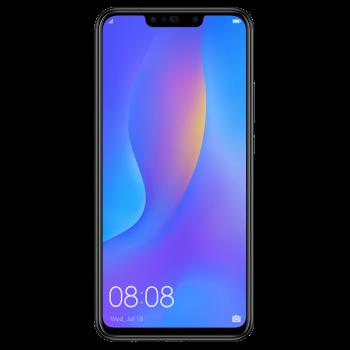 Huawei Nova 3 6.3 IPS Smartphone - 128gb, 6gb, 24mp + 16mp, 3750mah, Black