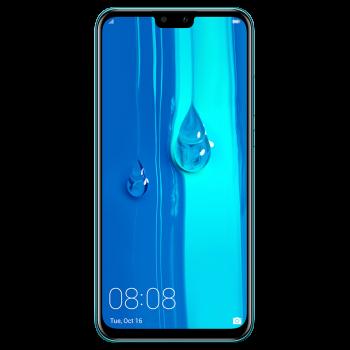 HUAWEI Y9 6.5 IPS Smartphone - 64gb, 4gb, 16mp + 2mp, 4000mah, Sapphire Blue