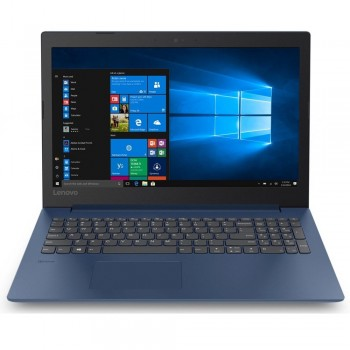 "Lenovo Ideapad 330-14IKB 81G2006VMJ 14"" Laptop - i3-7020U, 4GB DDR4, 1TB, Intel,  W10, Blue"
