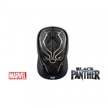 Logitech M238 Marvel Collection - Black Panther