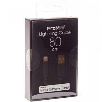 Magic Pro - ProMini Lightning Cable 80cm - Black