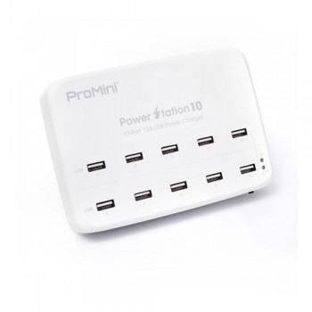 Magic-Pro ProMini Power Station 10-12A 10-Port - White