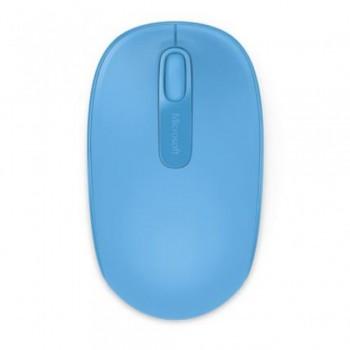Microsoft Wireless Mobile Mouse 1850 - Blue (Item No: MSU7Z-00059)