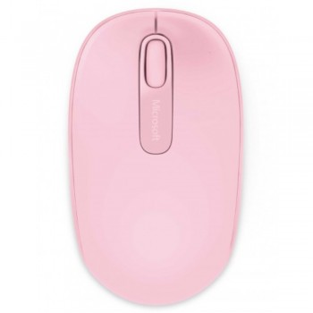 Microsoft Wireless Mobile Mouse 1850 - Light Orchid (Item no: MSU7Z-00025)