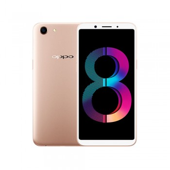 "OPPO A83 5.7"" IPS LCD Smartphone - 16gb, 2gb, 13mp, 3180mAh, Gold"