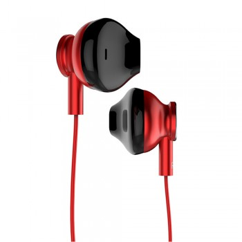 Orico SOUNDPLUS RM3 Earphone with Mic - Red