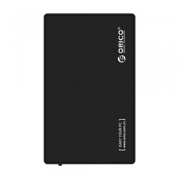 "Orico 3588US3 USB 3.0 3.5"" SATA III 6Gbps HDD External Enclosure"
