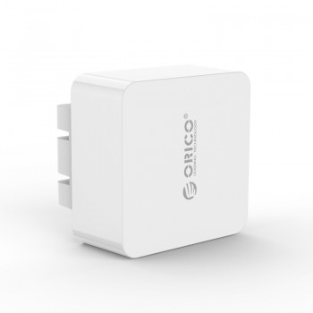 Orico QTW-1U 1 port QC3.0 Wall Charger - White