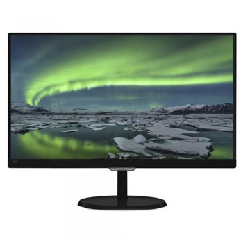 """PHILIP 21.5"""" E Line Monitor-Blk (Item No:PLP227E7QDSB)"""