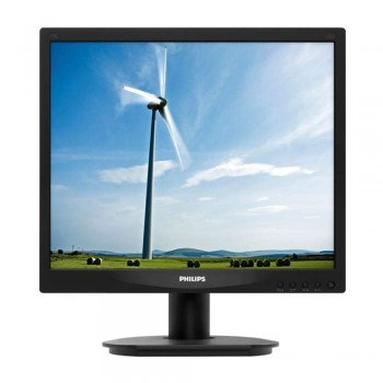 "PHILIPS 17S4LSB 17"" LCD Monitor (Item No : PHILIP17S4LSB)"