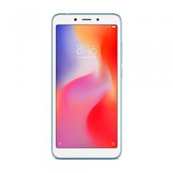 Redmi 6A 5.45'' FHD+ SmartPhone - 16gb, 2gb, 13mp, 3000mAh, Mediatek Helio A22, Blue
