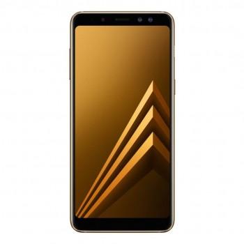 "Samsung Galaxy A8 5.7"" Super AMOLED Smartphone - 32gb, 2gb, 16mp, 3050mAh, Gold"