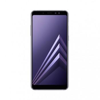 """Samsung Galaxy A8+ 6.0"""" Super AMOLED Smartphone - 64gb, 6gb, 16mp, 3500mAh, Grey"""