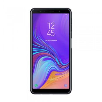 """Samsung Galaxy A7 (2018) 6.0"""" Super AMOLED FHD+ SmartPhone - 128gb, 4gb, 24mp, 3300mAh, Exynos 7885, Black"""