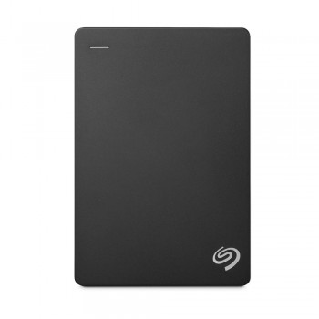 Seagate STDR1000300 Backup Plus 1TB Slim Portable Drive (Black)
