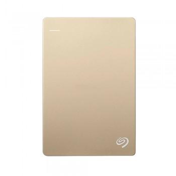 Seagate STDR1000309 Backup Plus 1TB Slim Portable Drive (Gold)