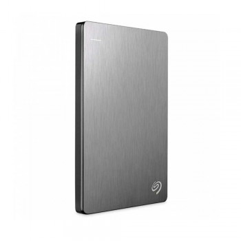 Seagate STDR2000301 Backup Plus 2TB Slim Portable Drive (Silver)