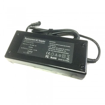 Sony AC Adapter Charger - 120W, 19V 6.15A, 6.0X4.4mm for Sony Vaio (PCGA-AC19V7)
