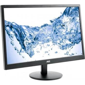 "(AONE) AOC E2270SWHN (54.7CM) 21.5"" FHD LED LCD MONITOR HDMI"