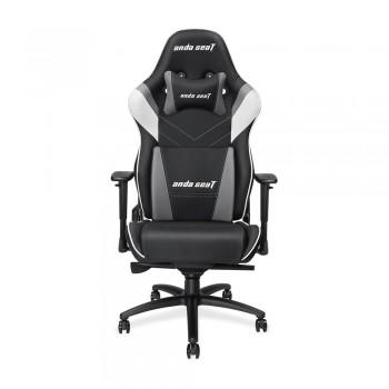 ANDA SEAT Gaming Assassin Series - Black/White/Gray