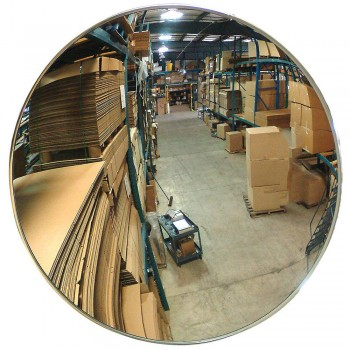Indoor Convex Mirror without Cap 600mm
