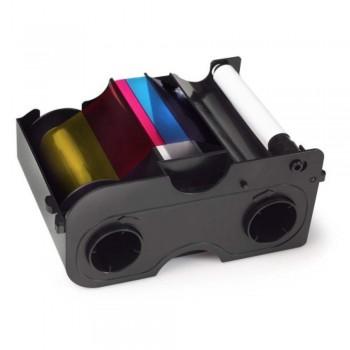 Fargo 45500 YMCKO Ribbon cartridge