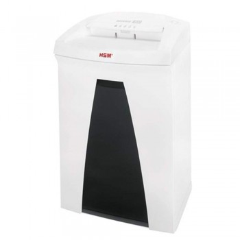 HSM Securio B22C Document Shredder — 3.9 x 30mm - Cross-Cut - 14 sheets 70gsm paper - 33L