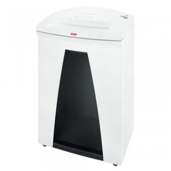 HSM Securio B34C Document Shredder - 4.5 x 30mm - Cross-Cut - 24 sheets 70gsm paper - 100L