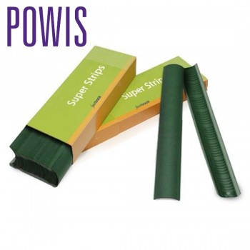 Powis FB20 Super-Strips A4 Medium Dark Green M422 For Fastback Binding Machines