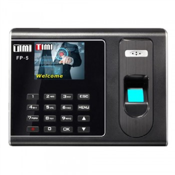 TIMI FP-5 Fingerprint Time Attendance