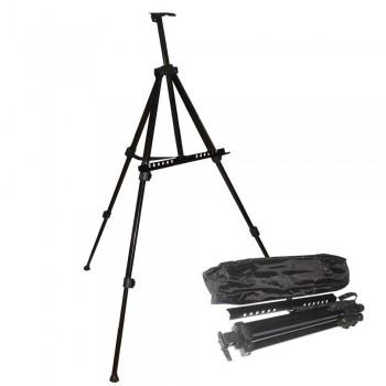 Aluminium Folding Easel Stand with Carry Bag