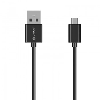 Orico ADC-20 2M Micro USB Fast Charging Data Cable - Black