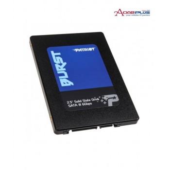 """(AONE) PATRIOT BURST 240GB 2.5"""" SATA III 6GB/S SOLID-STATE DRIVE (PE000542-PBU240GS25SSDR)"""