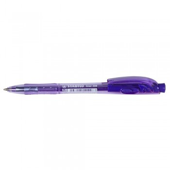 Stabilo 308F1036 Pen Violet