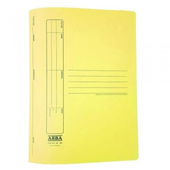 ABBA Manila Flat File 303 - Yellow
