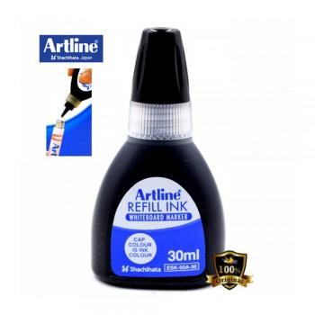 Artline Whiteboard Markers Refill Ink ESK-50A 30ml Black