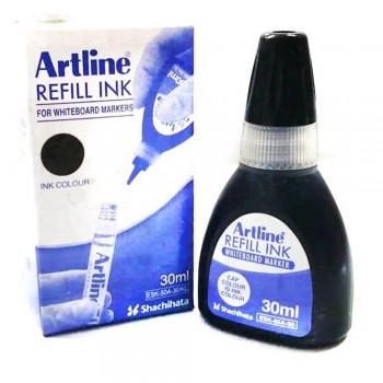 Artline Permanent Marker Refill 30ml Black