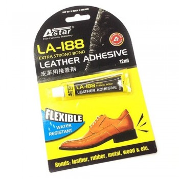 ASTAR Leather Adhesive LA188 - 12ml