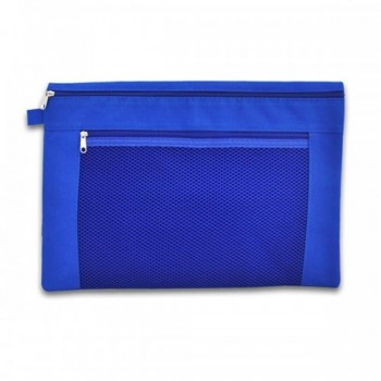 CBE 1030 Zip Document Bag - Blue