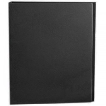 CBE 2D629 2-D 40MM PVC Ring File (A4) Black