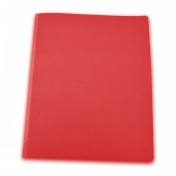 CBE 402A Clear Holder Refillable Red (Item No: B10-05 RD) A1R5B2