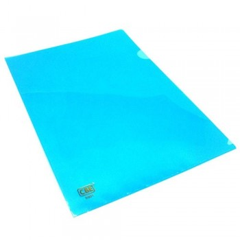 CBE 9001 L-Shape Document Holder A4 - Blue (Item No: B10-08 BL) A1R1B89