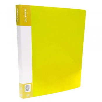 CBE F613 Spring File (A4) Yellow (Item No : B10-69YE)  A1R5B49