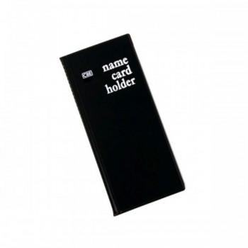 CBE N240 PVC Name Card Holder - Black (Item No: B01-17BK) A1R2B17
