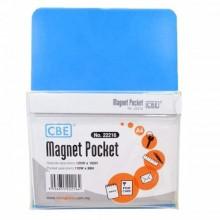 CBE Magnet Pocket 22216 A6 - Blue (Item No: B10-187L) A1R3B129