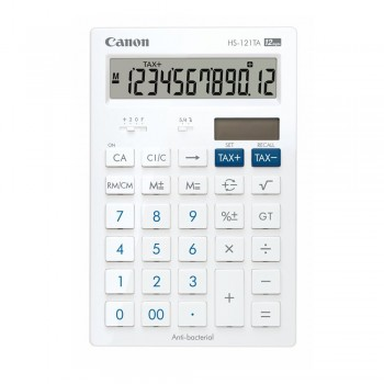 Canon 121TA 12 Digits Desktop Calculator