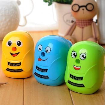 Changli Cute Bee Plastic Mechanical Pencil Sharpener (CL209)