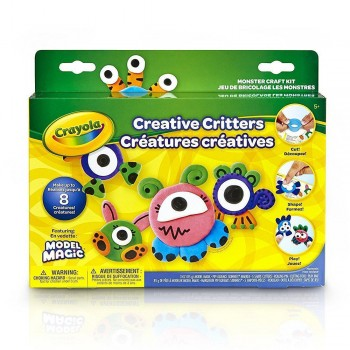 Crayola Creative Critters Immagination Shape Cutter - 572032