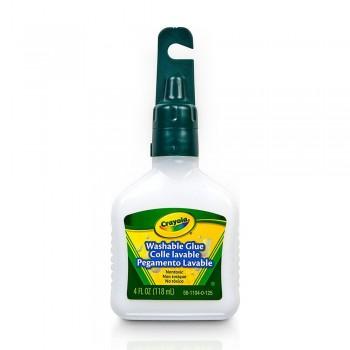 Crayola Washable Glue 4oz - 561104