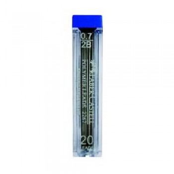 Faber Castell Pencil Lead 2267 0.7mm (Item No: A02-15 FC PL0.7) A1R1B161